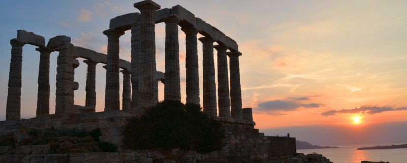 Athens: Temple of Poseidon