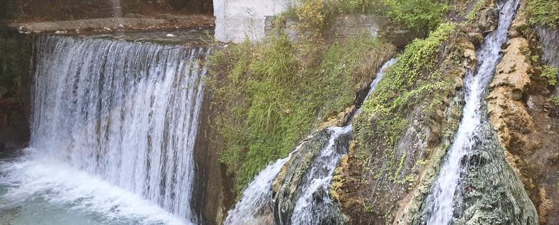 Pozar Baths & Edessa waterfalls