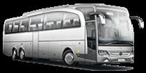 BUS 50 SILVER